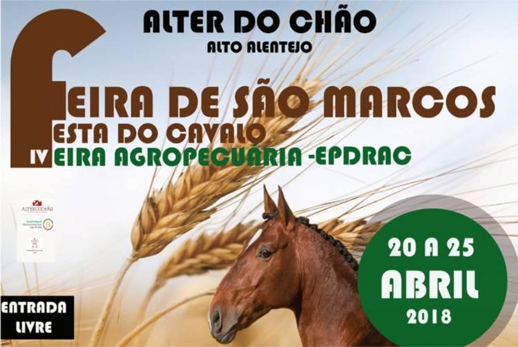 De 20 a 25 de abril Alter do Chão recebe mais uma Feira de São Marcos e Feira do Cavalo