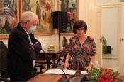 Sílvia Pinto, a Presidente reeleita na Câmara Municipal de Arraiolos já tomou posse!