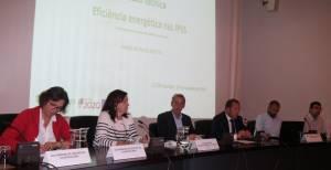 CCDRA recebeu sessões técnicas sobre Eficiência Energética