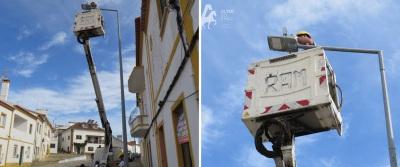 Alter do Chão: Município instala iluminação LED na via pública para reduzir pegada ecológica