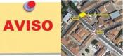 Município de Estremoz alerta para corte de água e de trânsito. Saiba tudo aqui