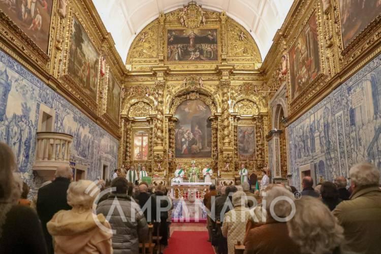 """Intervenções na Igreja da Misericórdia de Évora """"na ordem dos 500 mil euros"""" deram """"uma volta total à igreja"""", diz Provedor da Misericórdia de Évora (c/som e fotos)"""
