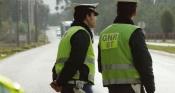 GNR registou 86 infrações, 4 acidentes e 2 detenções, no distrito de Évora, durante esta terça feira (c/som)