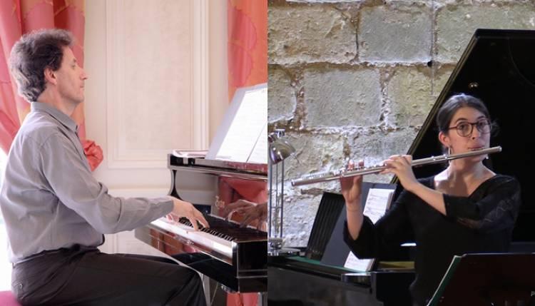 Eborae Mvsica e CM Évora promovem Recital de Flauta e Piano no próximo domingo