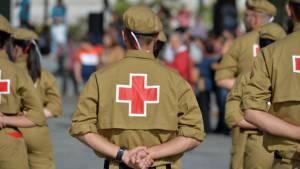 Voluntários da Cruz Vermelha fazem Juramento de Compromisso de Honra em Portalegre