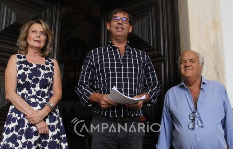"""Convento de São Paulo promoveu a """"cultura na Serra d'Ossa"""", com Jornadas Europeia do Património, diz diretor do Hotel (c/som e fotos)"""