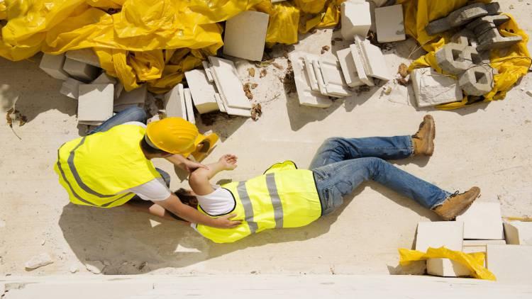 GNR registou 1 acidente de trabalho em Vimieiro esta segunda-feira (c/som)