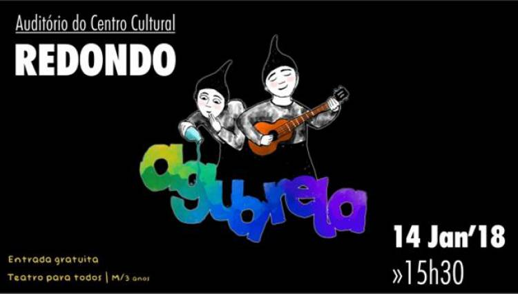 Redondo recebe peça de Teatro Aguarela
