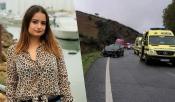 jovem de 22 anos vítima do violento acidente  era filha de um militar da GNR