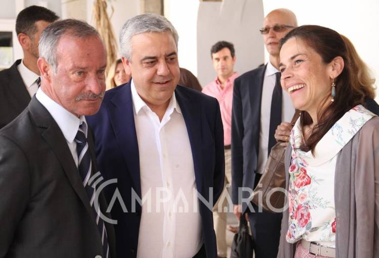 """Nova política de habitação do Governo tem a """"solução"""" para as carências da etnia cigana em Borba, diz António Anselmo (c/som)"""