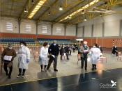 Covid 19 - Gavião regista 16 casos ativos e arranca com vacinação no concelho