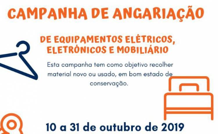Autarquia e Bombeiros de Reguengos de Monsaraz realizam campanha de recolha de equipamentos