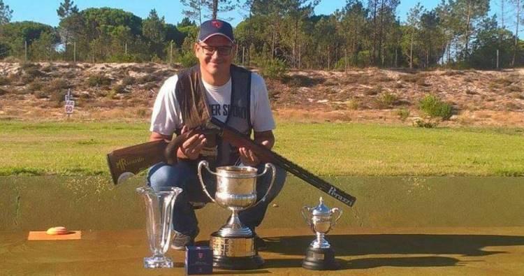 Portalegrense sagra-se campeão nacional de tiro aos pratos
