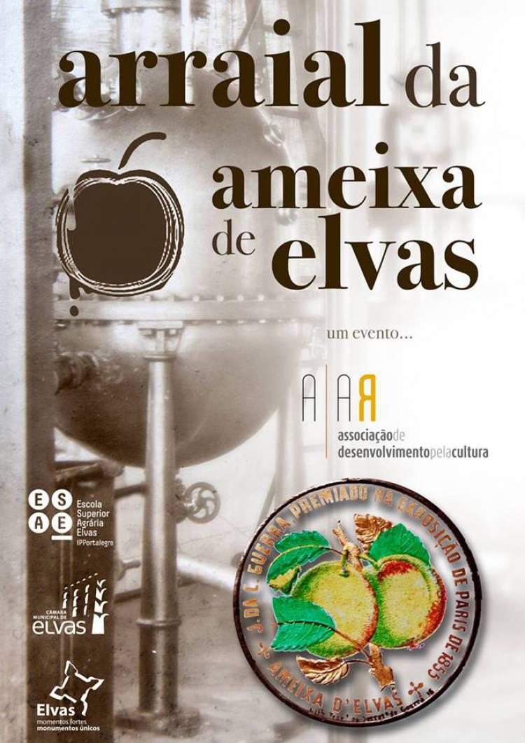Elvas: AIAR promove um programa de valorização da denominada Ameixa de Elvas