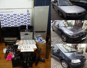 PSP desmantela rede de traficantes de droga em Évora e apreende milhares de doses de droga