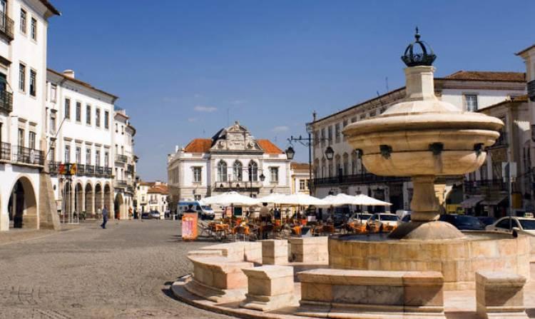 Évora foi a cidade portuguesa que mais aqueceu