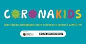 DGS e Ideias com História lançam site para crianças sobre o novo coronavírus
