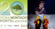 Anjos e Fernando Daniel são cabeças de cartaz na XXI Feira do Montado em Portel