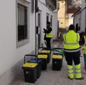 Beja sensibiliza para a recolha de resíduos porta-a-porta durante o mês de abril