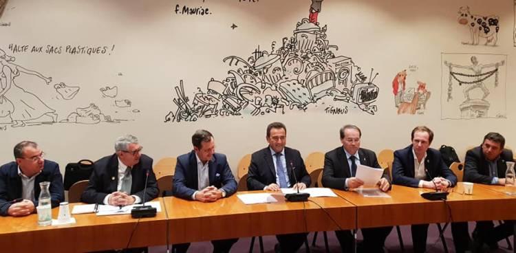 José Calixto confirmado presidente da Rede Europeia das Cidades do Vinho até 2021