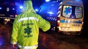Mulher ferida com gravidade após homem incendiar oficina em Sousel