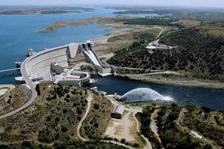 EDIA facilita a agricultores e produtores, acesso de emergência à água do Alqueva