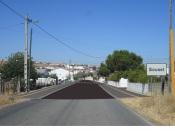 Câmara de Sousel renova entradas nas freguesias do concelho