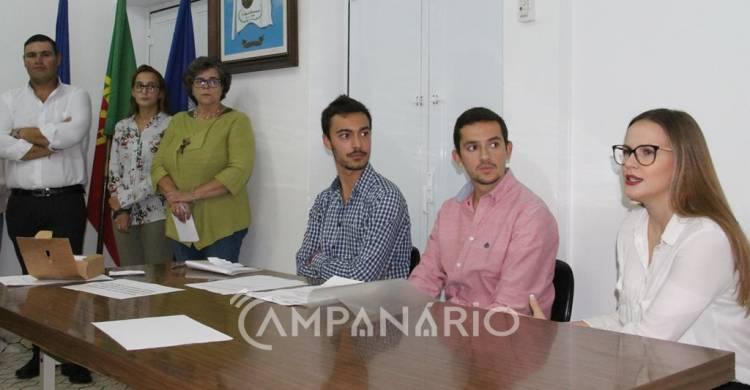 Tomada de posse da coligação PS-MUC em Ciladas marcada pelo debate aceso com CDU (c/som e foto)