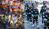"""Sob o mote """"O Mar - sustentabilidade do planeta"""", mais de 1000 crianças desfilaram esta quinta-feira em Estremoz. Veja a reportagem da RC"""