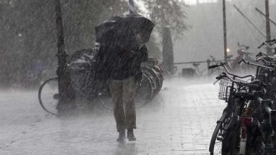 IPMA coloca Évora em aviso amarelo de precipitação
