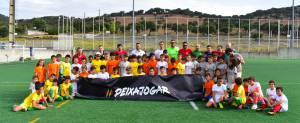 Jovens futebolistas dão exemplo de fair play em Portalegre através do movimento #DeixaJogar