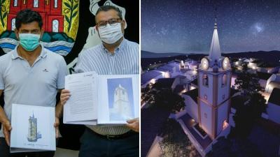 Obra de requalificação da Torre do Relógio do Crato vai tornar o monumento visitável