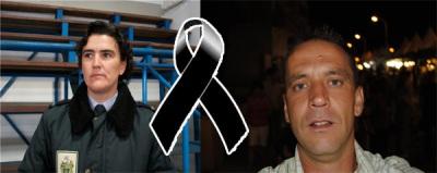 Maria João Moura e António Godinho homenageados por GNR de Évora (c/vídeo)