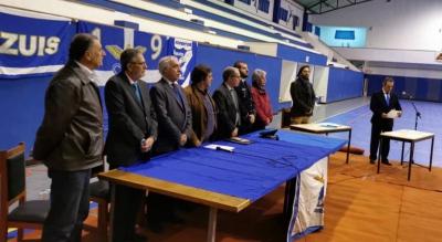 Juventude de Évora fez 101 anos com orgulho no passado mas com os olhos no futuro