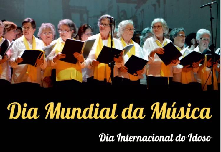 Vila de Redondo celebra Dia da Música e Dia do Idoso