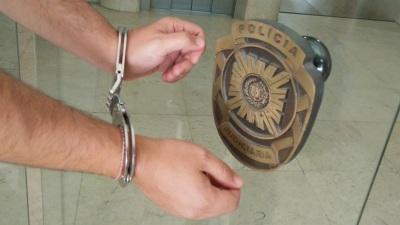 Redondo: PJ detém homem pela prática de furtos e ameaça às autoridades com arma