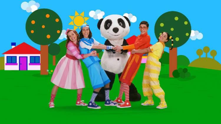"""""""Era uma vez...."""" o Panda e os Caricas em Estremoz"""