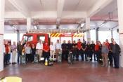 CM de Moura entrega 5 Aparelhos Respiratórios aos Bombeiros no seu 74º aniversário (c/som)