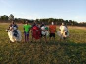 2º Lugar para a Equipa de Paraquedismo de Évora