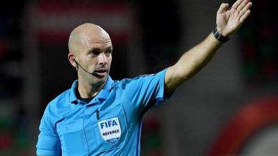 O árbitro alentejano Luís Godinho é o terceiro melhor a nível nacional