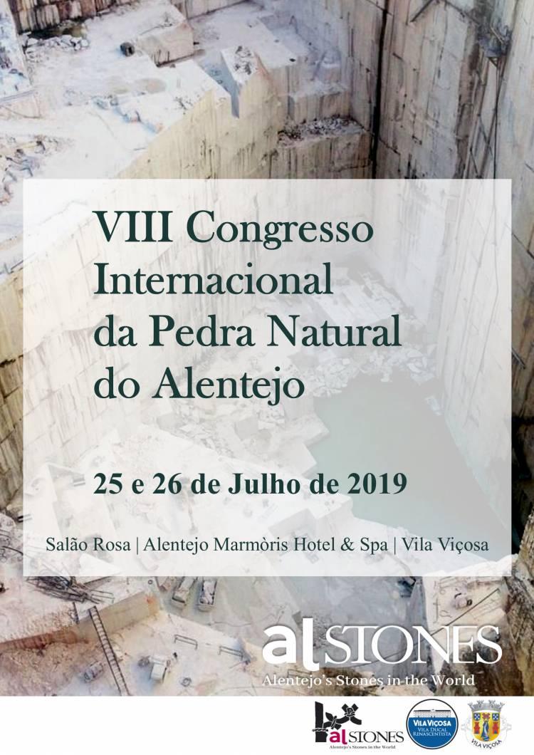Vila Viçosa recebe Congresso Internacional de Pedra Natural integrado no Alstones