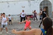 Motor Social CLDS 4g de Vila Viçosa retoma aulas de Zumba em Família