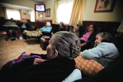 ÉVORA: um dos primeiros distritos onde vão ser feitos testes em lares de idosos