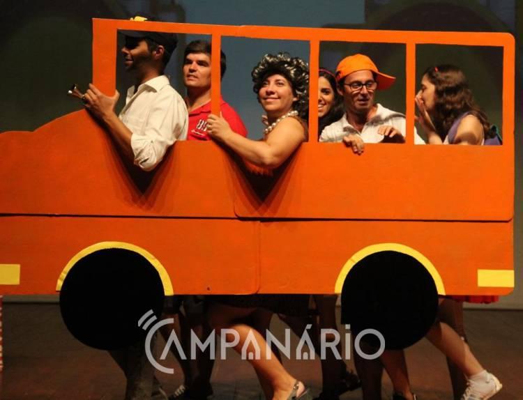 Redondo assinalou Dia da Alimentação com peça de teatro (c/fotos)