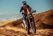 António Maio sobe para 27º da geral do Dakar. Organização interrompe etapa devido ao vento forte