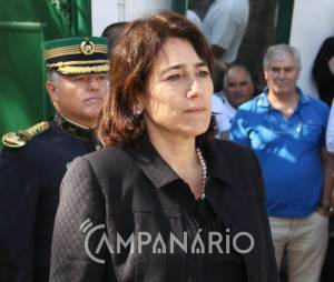 """Investigação criminal ao incêndio de Pedrógão Grande """"segue o seu curso"""", diz Ministra da Administração Interna (c/som)"""