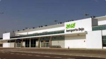 Aeroporto de Beja motor de descolagem do Alentejo e Andaluzia no caminho de referência tecnológica da UE