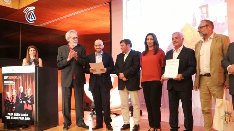 Campanário TV: UNITATE vence prémio BPI Seniores 2018