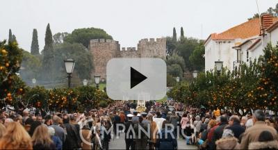 Veja o vídeo da procissão de dia 8 de Dezembro em honra a Nossa Senhora da Conceição, Padroeira de Portugal