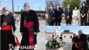 """Santuário Nsa Sra D'Aires : """"O Santuário é muito importante para o concelho e está pronto para receber milhares de peregrinos."""" diz Bengalinha Pinto (c/som e fotos)"""